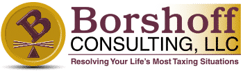 Borshoff Consulting Logo - Indiana's Tax Expert