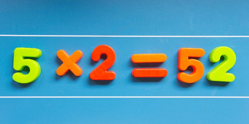 Math errors happen!