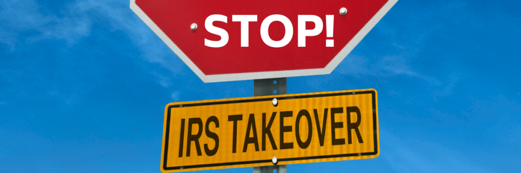 Prevent the IRS from Taking Your Business