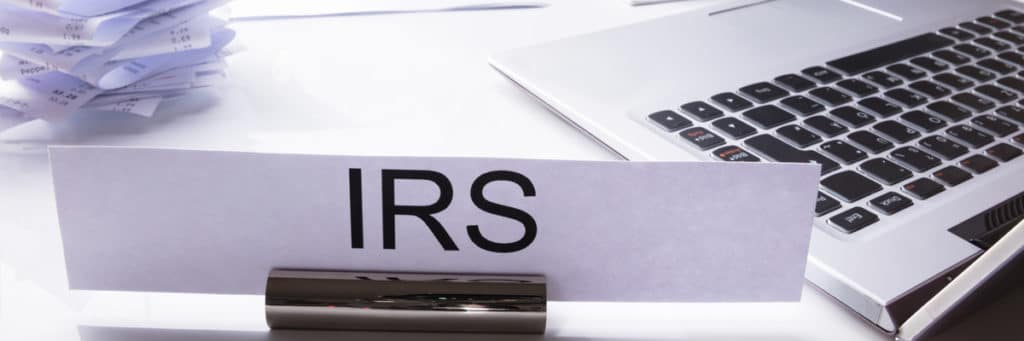 IRS Desk Plaque wage garnishment