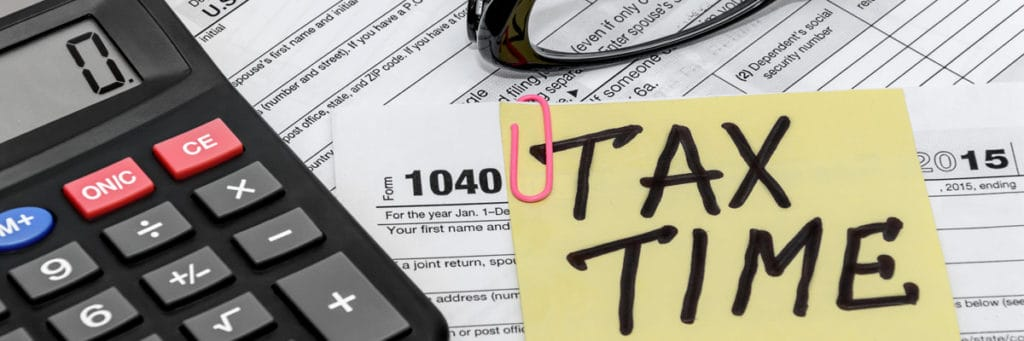 Filing Taxes Federal Refund Header