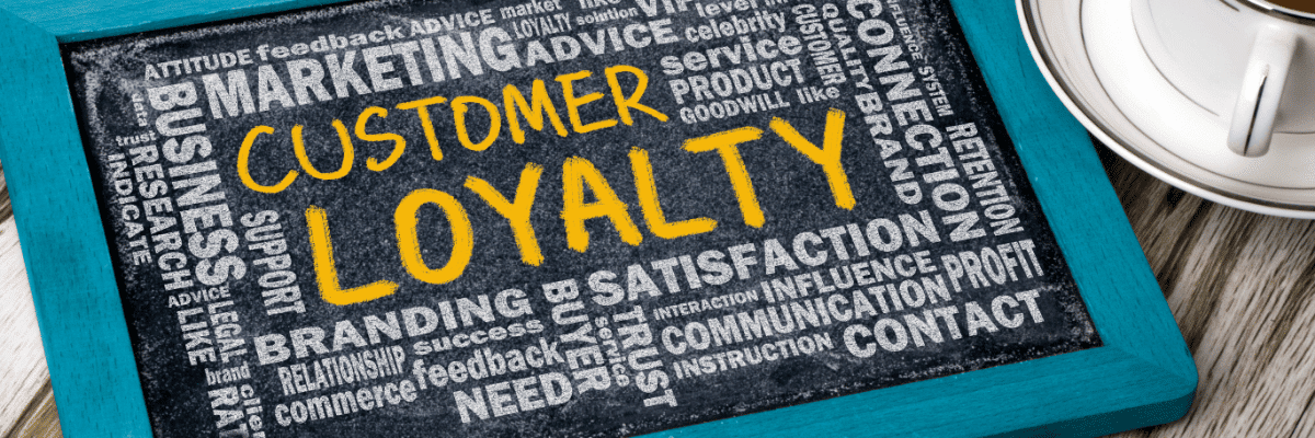 CUSTOMER LOYALTY MAP WITH KEYWORDS SURROUNDING IT Compressed