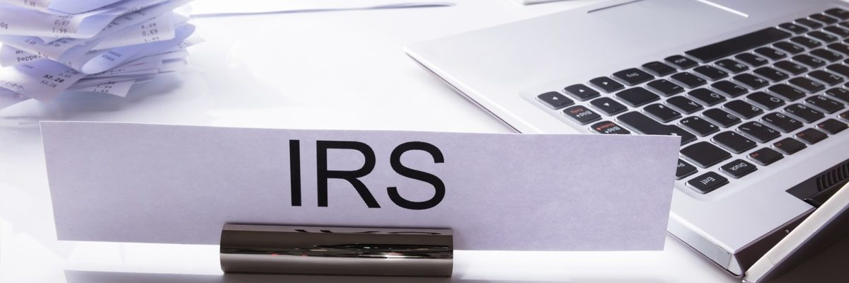 IRS Desk Plaque wage garnishment